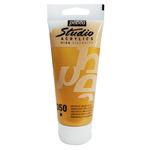 Pebeo Studio Acrylics Iridescent Precious Gold 100 ml