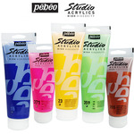 Pebeo Studio High Viscosity Acrylics Open Stock and Sets