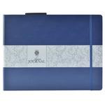 Pentalic Aqua Journal 8.5x11 In