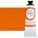 Gamblin 1980 Oil Colors 37 ml Tubes - Permanent Orange