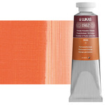 LUKAS 1862 Oil Color 37 ml Tube - Permanent Orange