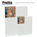 Practica Economy Stretched Canvas
