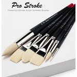 Creative Mark Pro Stroke Powercryl Ultimate Acrylic Brushes