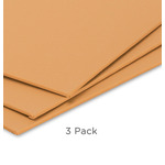 "Pro-Tones Canvas Panels Pack of 3 11x14"" - Sahara"