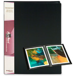 """GoSee Professional Archival Presentation Book 14x17"""" 24 Pages"""
