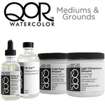 QoR Watercolor Mediums & Grounds