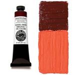 Daniel Smith Oil Colors - Quinacridone Sienna, 37 ml Tube