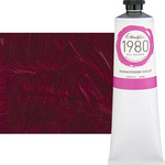 Gamblin 1980 Oil Colors 150 ml Tubes - Quinacridone Violet