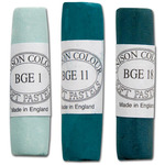 Unison Soft Pastels Blue Green Earth Shades