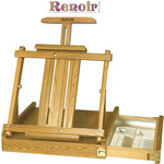 Renoir Table Easel & Sketch Box Easel