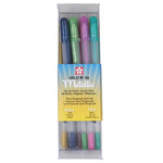 Sakura Gelly Roll Pen Set of 16 1.0mm Medium Point - Metallic Colors