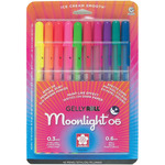 Sakura Gelly Roll Moonlight Set of 10 Pens