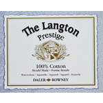 The Langton Prestige 140lb Watercolour Sheets