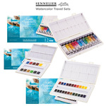 Sennelier La Petite Aquarelle Travel Sets