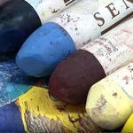 Sennelier Oil Pastels Standard And Grande Pastels