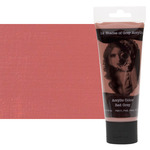 12 Shades of Grey Acrylic Colors 75 ml Tube - Red Grey