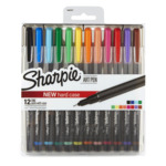 Sharpie Art Pen Set of 12