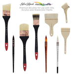 Silver Brush Atelier Brushes