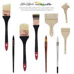 Silver Brush Atelier Brushes