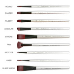 Simply Simmons Extra Firm Short Handle Brushes
