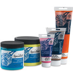 Speedball® Water-Soluble Block Printing Inks