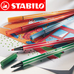 Stabilo 68 Pen Wallet Set of 30