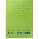 "Stonehenge Paper 12 Sheet Pad 18x24"" - White"