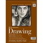 Strathmore 400 Series Drawing Pad, Medium 24 Sheets 4x6""