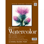 """Strathmore 400 Series Watercolor Pad (Cold-Press 12 Sheets) 5.5x8.5"""""""