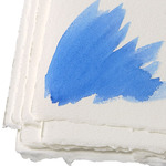 "Arches 100% Rag Watercolor Paper 140 lb. Cold Press 10-Pack 22x30"" - Natural White"