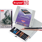 Talens Bruynzeel Design Graphite & Drawing Pencil Sets