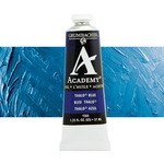 Grumbacher Academy Oil Color 37 ml Tube - Thalo Blue