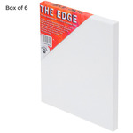 "The Edge All Media Cotton Canvas 11/16"" Boxes Of Six"