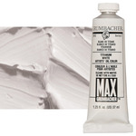 MAX Water-Mixable Oil Colors 37 ml Tube - Titanium White