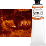 Gamblin Artist's Oil Color 150 ml Tube - Transparent Earth Orange