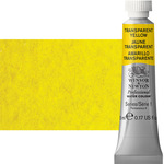 Winsor & Newton Professional Watercolor 5 ml Paint Tube - Transparent Yellow