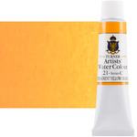 Turner Concentrated Professional Artists' Watercolor 15ml Tube - Permanent Yellow Orange