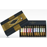 Mijello Mission Gold Watercolor Set 7ml Tubes - 12 Colors