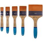 Raphael Kaerell Acrylic Brushes