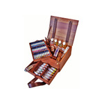 Maimeri Puro Oil Painting Walnut Luxury Box