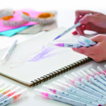 Kuretake Zig Clean Color Real Brush Markers