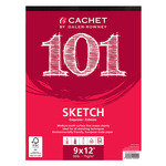 Cachet 101 Sketch Pad - Top Bound