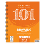 Cachet 101 Drawing Pad - Side Bound