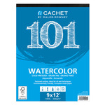 Cachet 101 140lb Cold Pressed Watercolor Pad