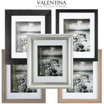 Valentina Fine Picture Frames With Glass & Backing