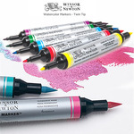 Winsor & Newton Watercolor Markers & Sets