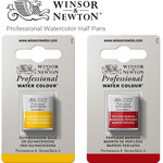 Winsor & Newton Professional Watercolor Half Pans