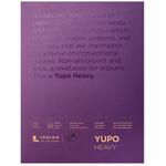 """Yupo Multimedia Paper Pad 9x12"""" - White 144 lb."""