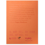 """Yupo Multimedia Paper Pad 5x7"""" - White 74 lb."""