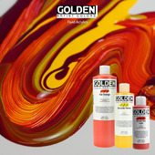 GOLDEN Fluid...